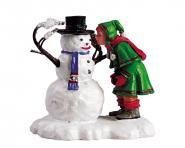 Mein Schatz der Schneemann