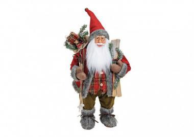 Nikolaus mit Ski, Wurm 20541