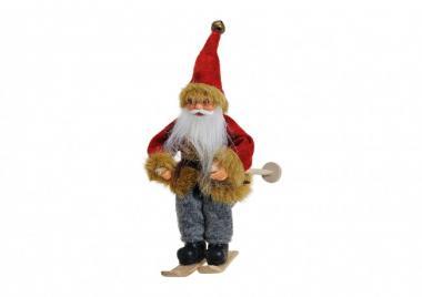 Nikolaus auf Ski, Wurm 24666