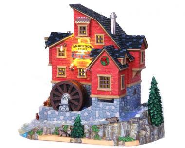 Anderson Valley Mühle
