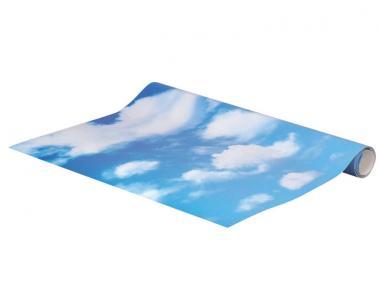 Himmelblauer Hintergrund