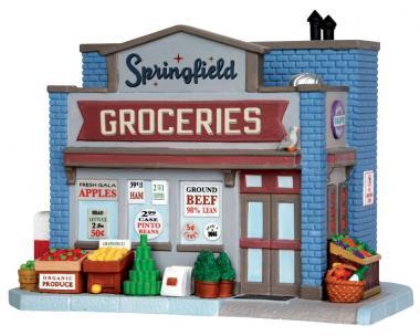 Springfield Lebensmittelgeschäft