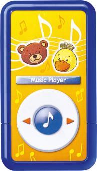 Allererster Music Player  D/F/I