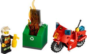 Feuerwehr Motorrad