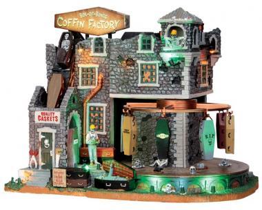 Sargfabrik Knochenbox