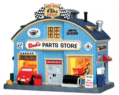 Rod's Ersatzteillager