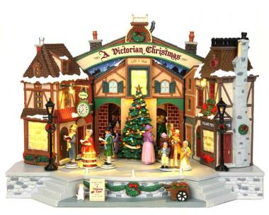 Weihnachtliches Theaterstück