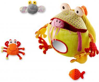 Roméo die alles fressende Krabbe