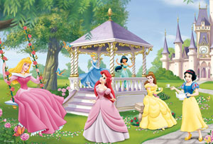 Puzzle Prinzessinnen