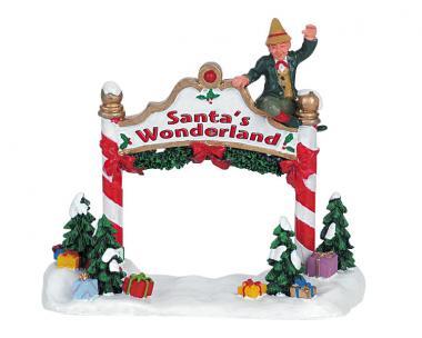 Wunderland Weihnachtsmann