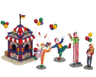 Karnevalticketschalter