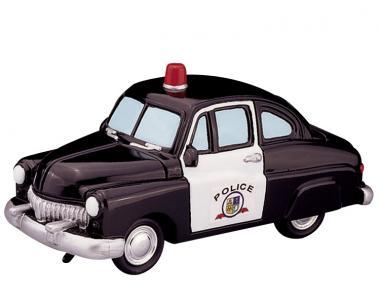 Streifenwagen Polizei