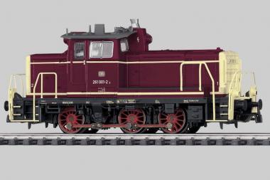 Diesel-hydraulische Rangierlo MÄR 37654