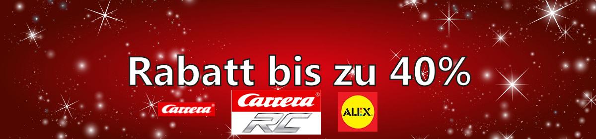 Carrera Alex Promo 40